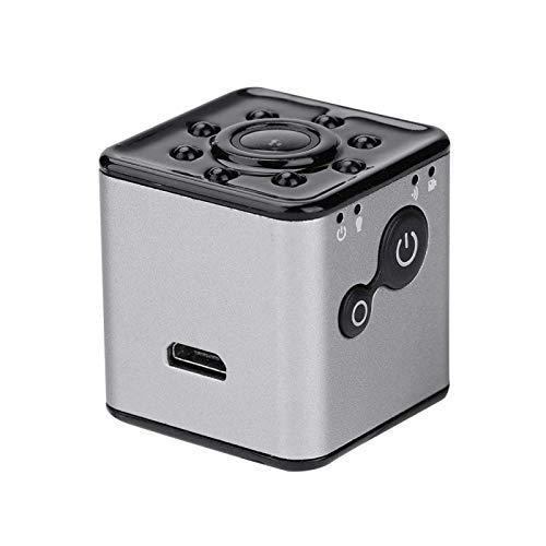 DAUERHAFT Cámara de visión Nocturna Cámara HD de 12 MP con batería de Gran Capacidad con Estuche Impermeable, para Amantes de los fotógrafos, para Deportes al Aire Libre(Platinum)