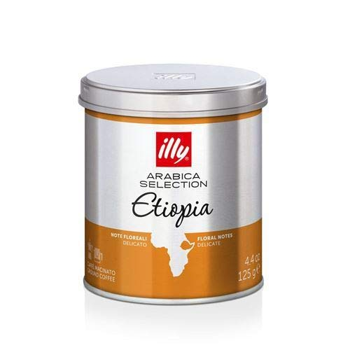 Caffe' Macinato Illy Arabica Etiopia 125G