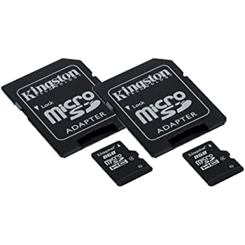 SDHC JVC GZ-E200 Camcorder Memory Card 2 x 32GB Secure Digital High Capacity Memory Cards 2 Pack