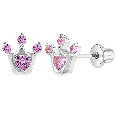 In Season Jewelry  -  0,925  Sterling-Silber 925 Herzschliff