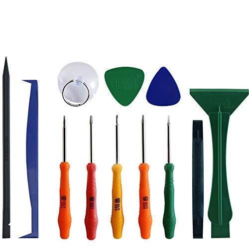 BST-288 12 in 1 Mobiele Telefoon Reparatie Gereedschap Kit Spudger Pry Scherm Opening Tool Schroevendraaier Set voor iPad iPhone X 7 8 5 5s 6 Plus
