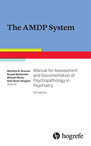 The AMDP System (English Edition)