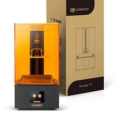 Longer Orange 10 SLA 3D Printer
