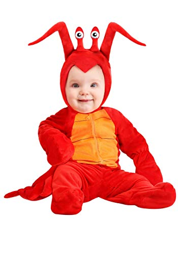 Rock Lobster Infant Costume 0/3 Months