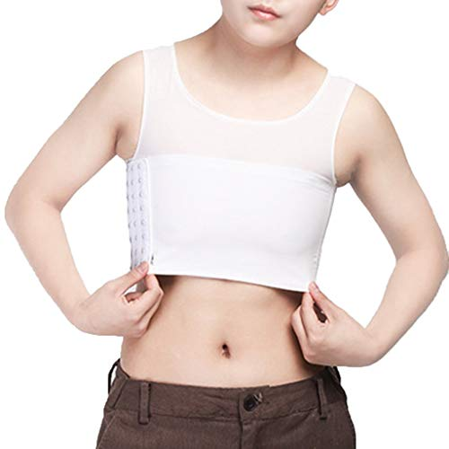 Chest Binder Tomboy Trans Lesbian Single Layer Thin Section Cotton...