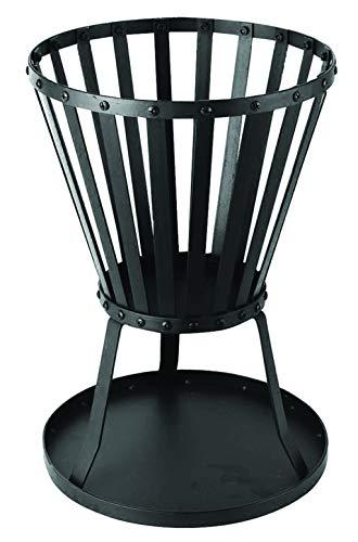 Hamble Redwood BB-CH710 Steel Patio Fire Basket Brazier