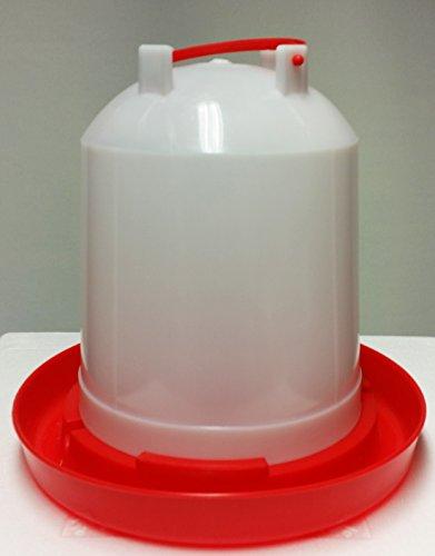 Tränke für Geflügel 7 Liter NEU: ANTIBAKTERIELL