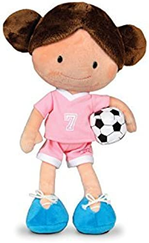 Neat-Oh NICI Wonderland - Soccer Player Doll by Neat-Oh