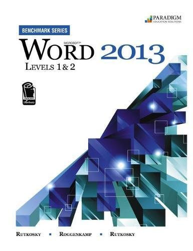 Title: WORD 2013 LEVEL 1+2-W/CD