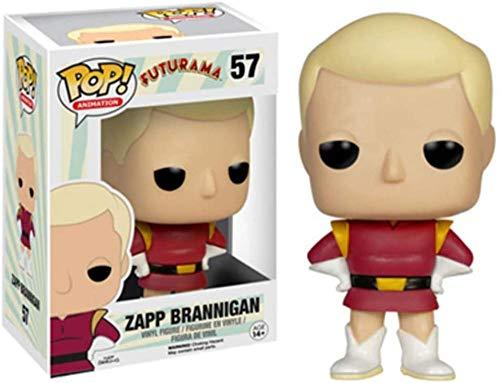 CFFEFN Figura de muñeca Pop Futurama Zapp Brannigan 57#