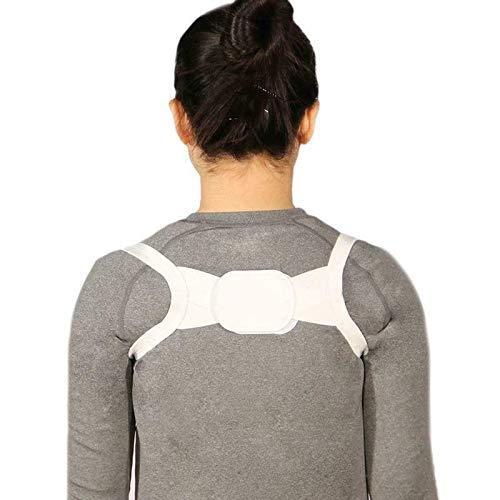 MFLB Corsé Corrector ortopédico Invisible para la Espalda