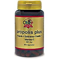 Própolis plus 400 mg 90 cápsulas.
