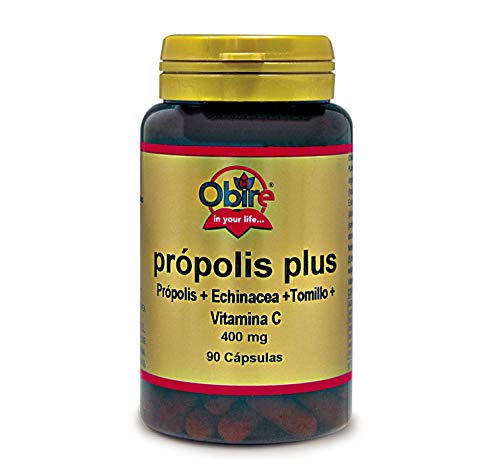Propolis plus 400 mg 90 capsulas.