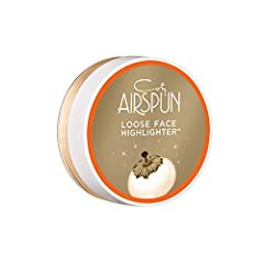 Light-as-air and velvety soft, developed to mirror The benefits of original Airspun loose face powder with a highlighting affect. Blends seamlessly into skin for a flawless, luminous glow. Available in three shimmering shades - one for every skin typ...