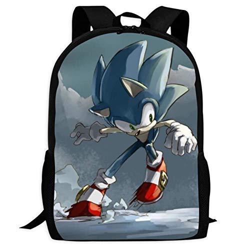 DJNGN Super Ma-ri-o Yoshi Fashion Cute Bookbag Travel Hiking Camping Backpacks School Bags for Boys Girls