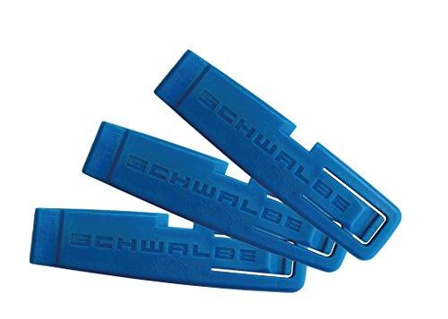 Schwalbe Bike-Reifenheber-Set Reifenheber Blau Gr. 3 Stück