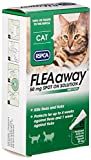 RSPCA FleaAway Spot On Solution for Cats, 50 mg