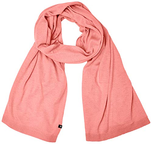 Marc O'Polo Damen 900807502129 Schal, Rot (Fresh Peach 643), One Size (Herstellergröße: OSO)