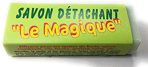 SAVON DETACHANT AU FIEL DE BOEUF * Détach' MAX Original ® * - 80g