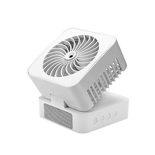 XLKP88 Spray Beauty Fan,USB Mini Rechargeable Refrigeration Portable Office Desktop Misting Fan,Travel Desktop Misting Fan,Green