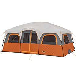 Core Straight Wall Cabin Tent