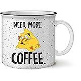 Pokemon Pikachu Need More Tazza da caffè