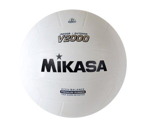 Mikasa V2000 Gummi-Volleyball, offizielle Größe