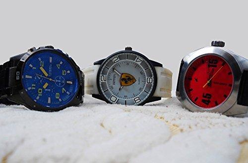 Home Comforts LAMINATED POSTER Horloge Armbanden Armband Fossil Ferrari Poster Print 61 x 91.5