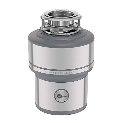 InSinkErator Evolution 200 75275 - Triturador de basura (acero inoxidable)
