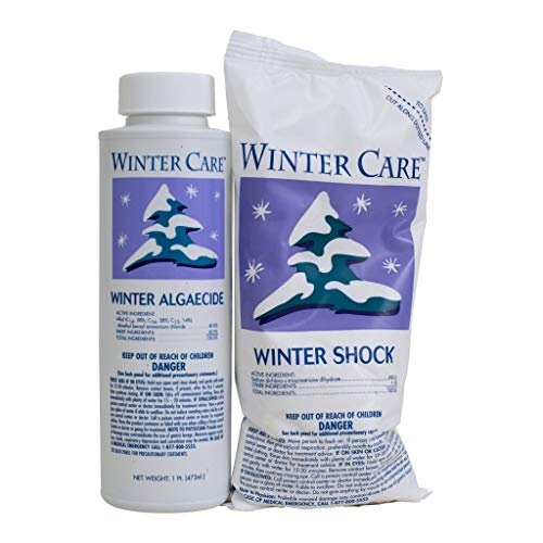 Winter Care Pool Closing Kit - up to 10K gallons