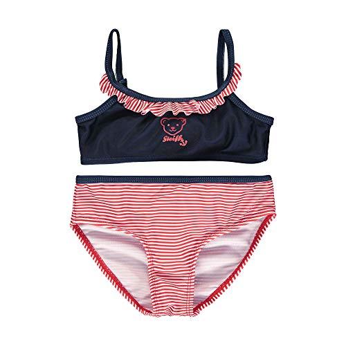 Steiff Bikini Conjunto de baño, Azul (Black Iris 3032), 95 (Talla del Fabricante: 080) para Bebés