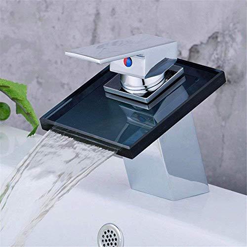 MFWallMirror Douchekop, waterkraan, wastafel, waterval, antiek, badkamer, keuken, mengkraan, koud water badkuipkraan van glas
