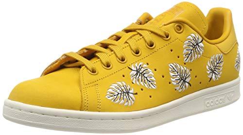 adidas Stan Smith W, Zapatillas Mujer, Dorado (Craft Gold/Craft Gold/Off White 0), 39 1/3 EU