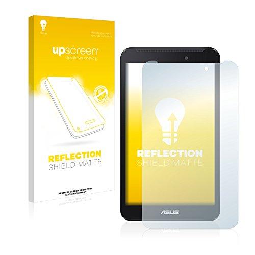 upscreen Entspiegelungs-Schutzfolie kompatibel mit Asus FonePad 7 FE7010CG – Anti-Reflex Bildschirmschutz-Folie Matt