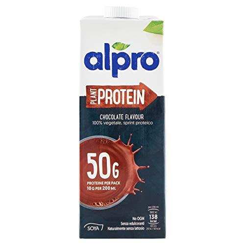 Alpro Protein Cioccolato, 1 x 1000 g