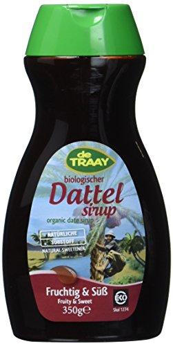 de Traay Dattelsirup Squeeze Flasche (1 x 350 g)
