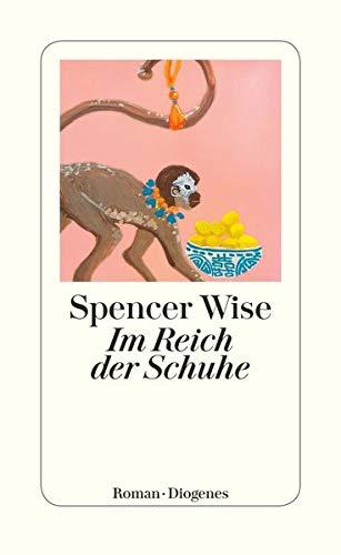 Buchseite und Rezensionen zu 'Im Reich der Schuhe' von Spencer Wise