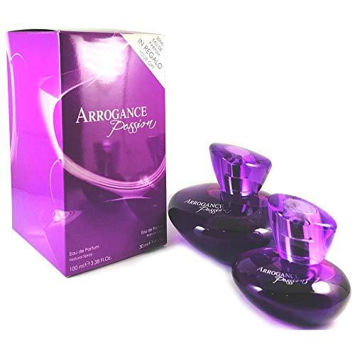 Arrogance Passion Eau de Parfum 100ml spray + in REGALO Eau de Parfum 30ml spray