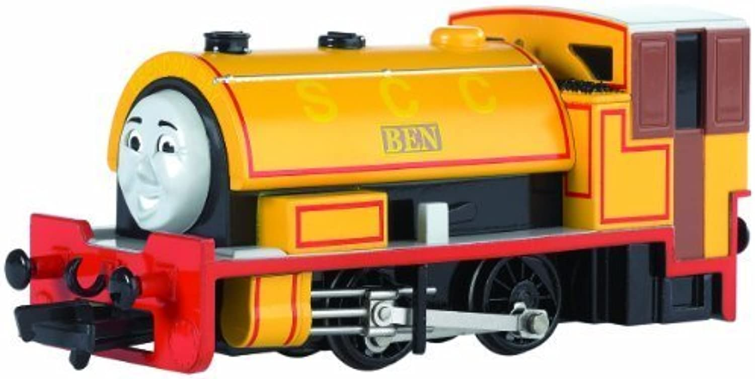 Bachmann Trains Thomas And Friends - Ben Engine With Moving Eyes by Bachmann Industries Inc.