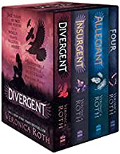 Divergent Series Box Set (Books 1-4) PDF