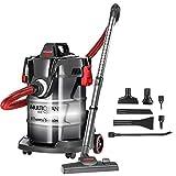 Bissell 2035D Wet/Dry Drum Shop Garage Vacuum, 11 Amp, 6 Gallon