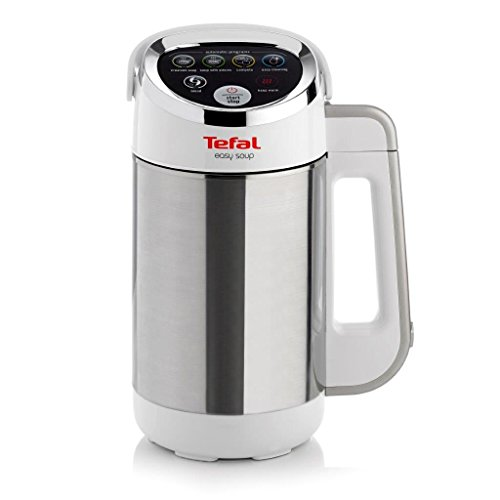 small image of Tefal Easy Soup and Smoothie Maker, Stainless Steel, White