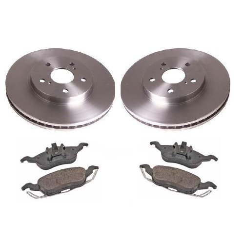 LAND ROVER DISCOVERY 1 200TDI / 300TDI REAR BRAKE DISCS AND PADS INCL FITTING KIT