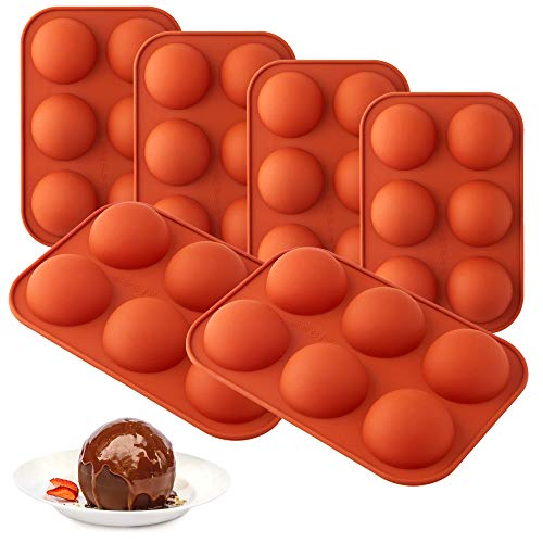 Silicone Mold for Cocoa & Coffee Bombs