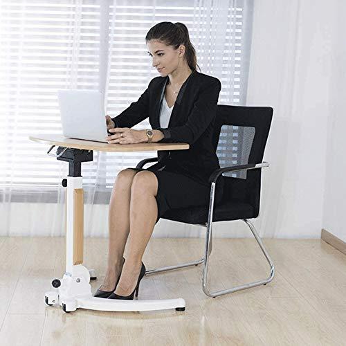 Draagbare Laptop Lijst van de Computer, Inklapbare Up-turn Multifunctionele Lijst van de Computer, Gebruikt In Living Room Slaapkamer, Kantoor