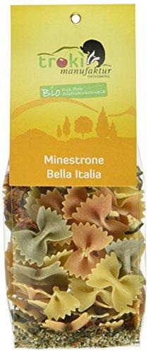 Troki Bio Minestrone Bella Italia, 6er Pack (6 x 100 g)