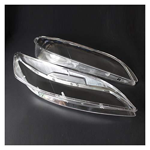 GIAOGIAO Auto Objektiv Shell Repalcement Auto-Scheinwerfer-Objektiv Glasabdeckung Lampshade Helle Shell Fit for Mazda 6 2003-2008 Automobil-Scheinwerferblenden Auto Objektivabdeckung (Color : Left)