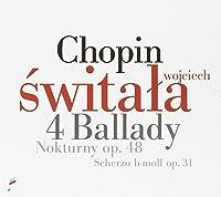 Ballads/2 Nocturnes/Scher by F. Chopin (2012-07-10)