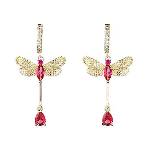 Thumby Sterling Silber Ohrringe, Gastgeber Ohrringe Fairy Luftreiniger Ohrringe Ohrringe in die Flut