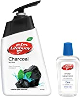 Save up to 10% on Lux, Lifebuoy hand and bodywash